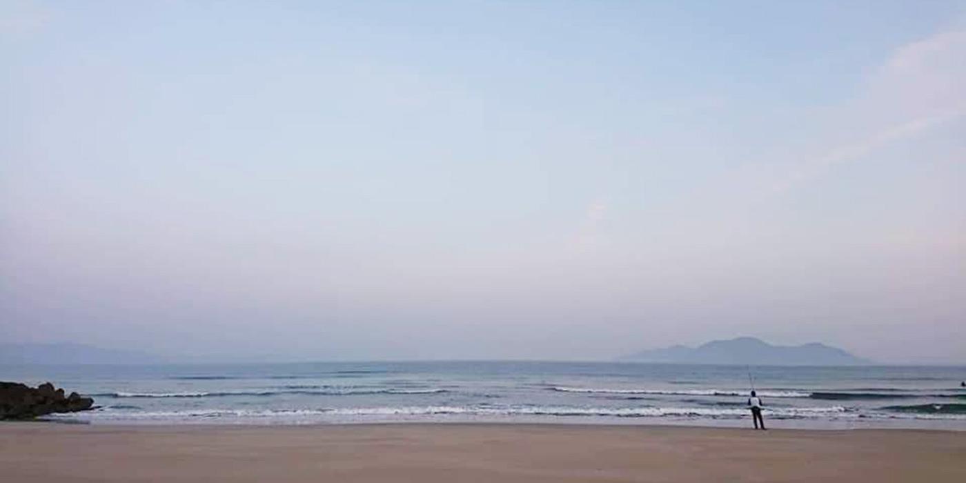 宗像の海 さつき松原